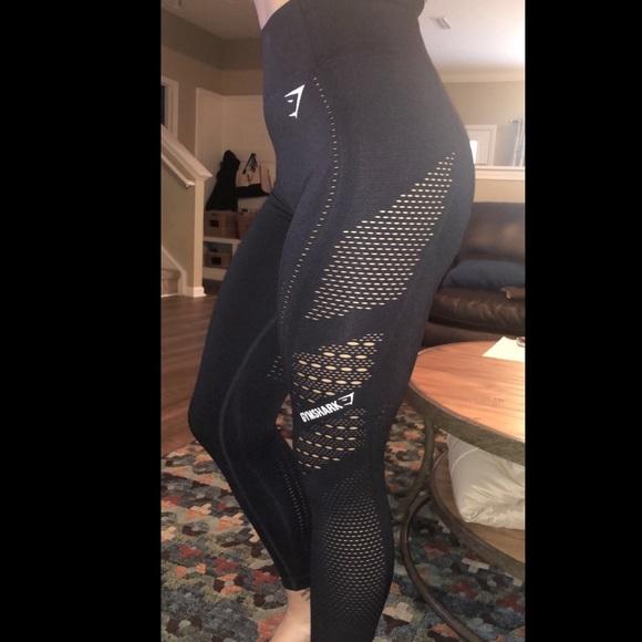 bd9ce11793cb32 Gymshark Pants | Flawless Knit Leggings | Poshmark